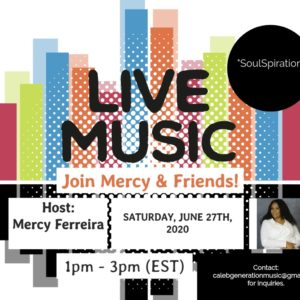 Live Music from Mercy and Friends